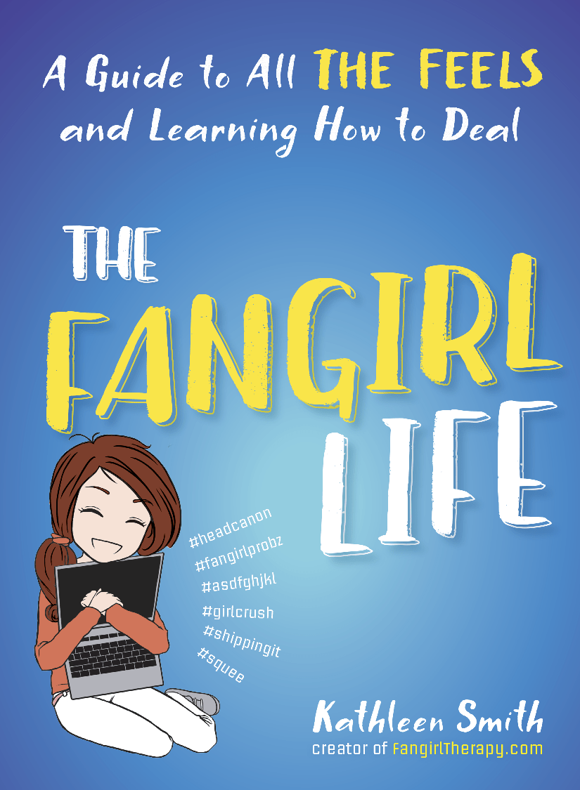 #BookReview: THE FANGIRL LIFE by Kathleen Smith