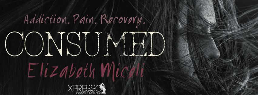 #NAAugust #CoverReveal: CONSUMED by Elizabeth Miceli