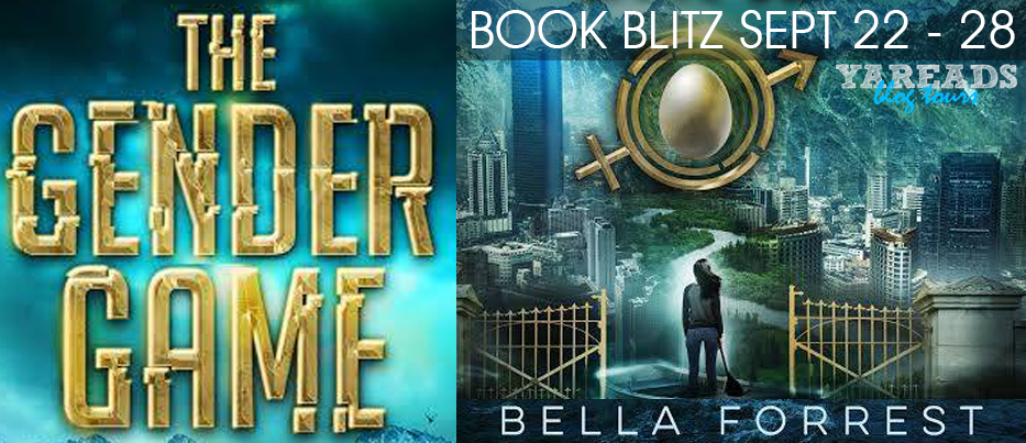 #BookTrailer: THE GENDER GAME by Bella Forrest