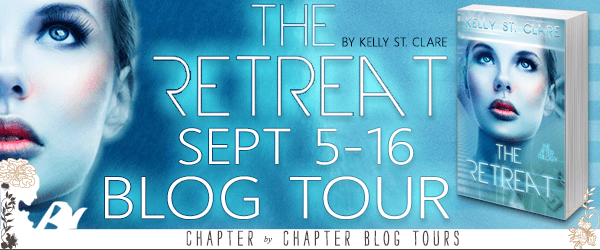 #GuestPost: Kelly St. Clare, author of THE RETREAT, on the end of the world