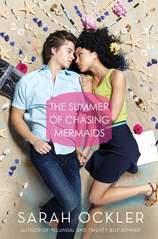 #BookReview: THE SUMMER OF CHASING MERMAIDS by Sarah Ockler