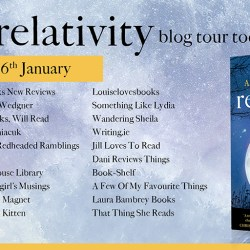 #BookReview: RELATIVITY by Antonia Hayes