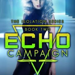 #BookReview: ECHO CAMPAIGN by Taylor Brooke