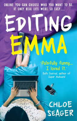 #CharacterInterview: Emma from EDITING EMMA by Chloe Seager