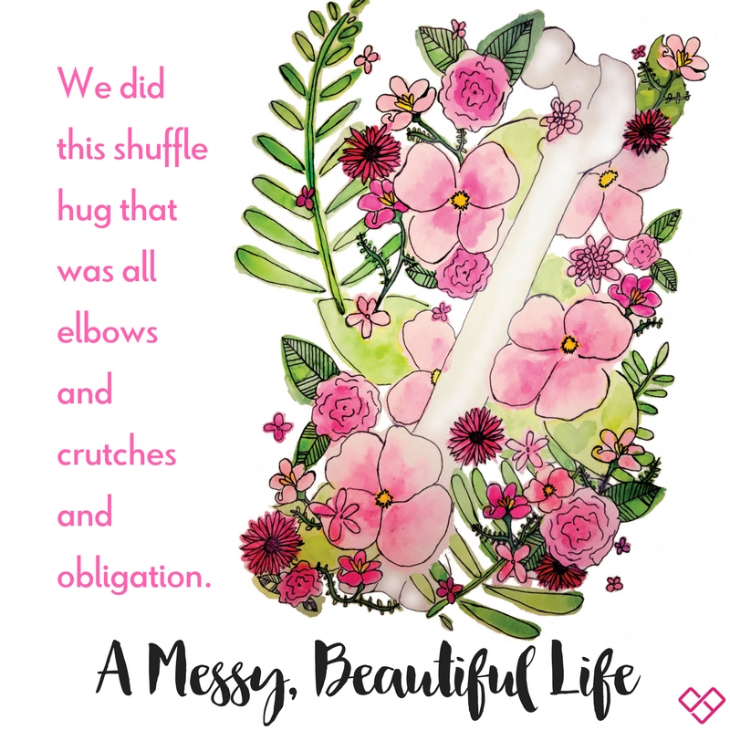#Interview: A MESSY, BEAUTIFUL LIFE by Sara Jade Alan