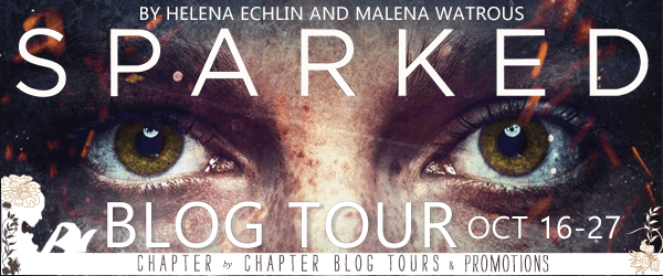 #Interview: Helena Echlin and Malena Watrous, authors of SPARKED