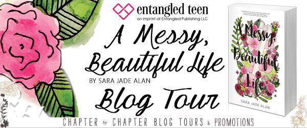 #Interview: A MESSY, BEAUTIFUL LIFE by Sara Jade Alan