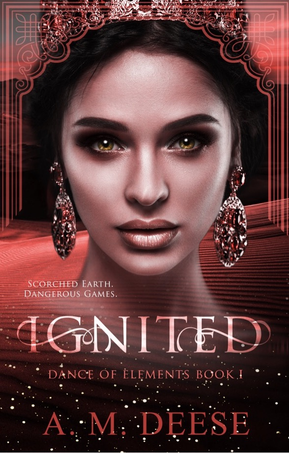 #Excerpt: IGNITED by A.M. Deese
