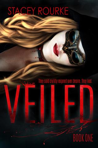 #GuestPost: VEILED author Stacey Rourke's Top 5 Vampire Tales