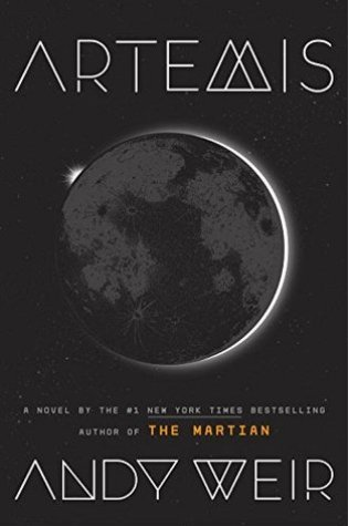 #AudiobookReview: ARTEMIS by Andy Weir