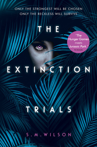 #BookReview: THE EXTINCTION TRIALS by S.M. Wilson