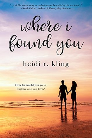 #BookReview: WHERE I FOUND YOU by Heidi R. Kling