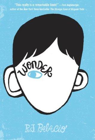 #BookReview: WONDER by R.J. Palacio