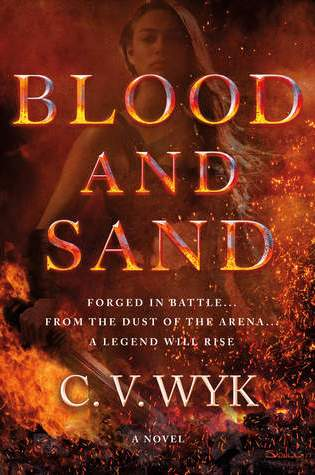 #SST #BookReview: BLOOD AND SAND by C.V. Wyk