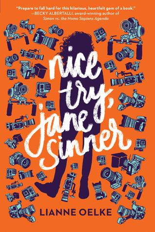 #SST #Interview: NICE TRY, JANE SINNER by Lianne Oelke