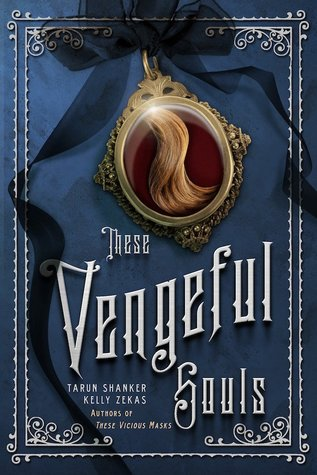 These Vengeful Souls cover