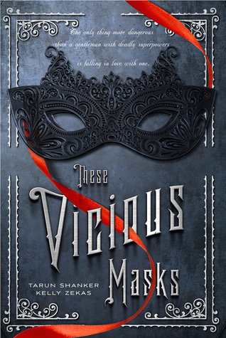 These Vicious Masks cover
