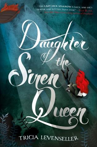 Daughter of the Siren Queen cover