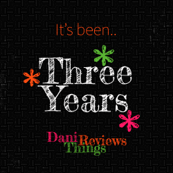 Three years of book blogging… + a #giveaway!
