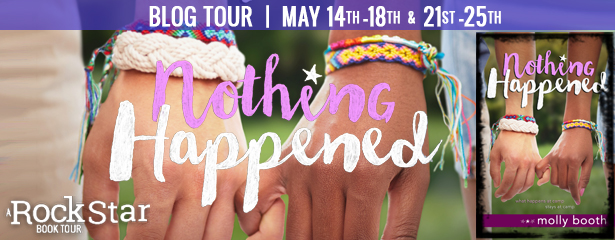 #Excerpt: NOTHING HAPPENED by Molly Booth
