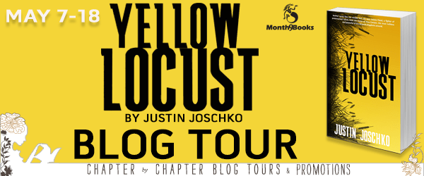 #Interview: YELLOW LOCUST by Justin Joschko
