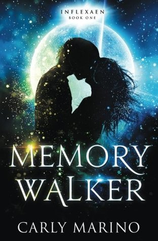#GuestPost: Carly Marino, author of MEMORY WALKER, on reliving others' memories