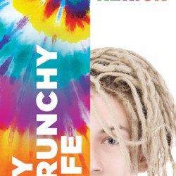 #Giveaway: MY CRUNCHY LIFE by Mia Kerick