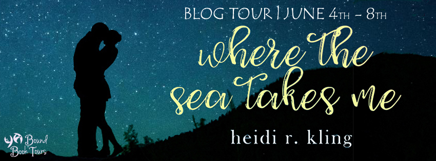 #BookReview + #Excerpt + #Giveaway: WHERE THE SEA TAKES ME by Heidi R. Kling!