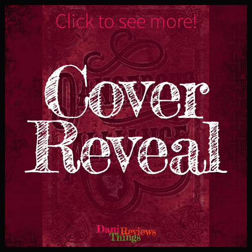 #CoverReveal: DANGEROUS ALLIANCE by Jennieke Cohen