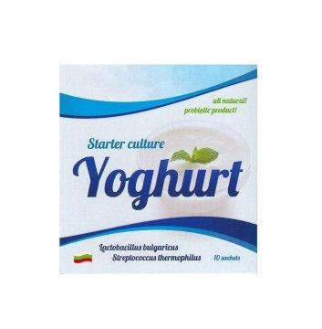 Hacer yogur con fermentos lácticos