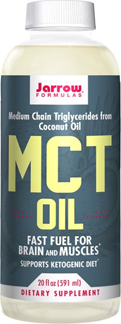 Aceite MCT perdida grasa