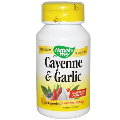 Capsaicina y alicina