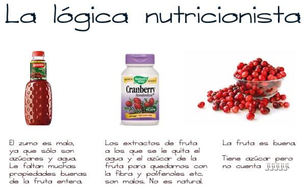 Extractos de frutas