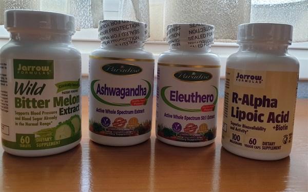 Mejores suplementos en iherb para salud longevidad y perdida de grasa