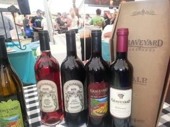 Graveyard Wines - I love these bottles
