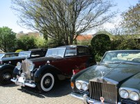 Vintage Rolls Royce Exhibition