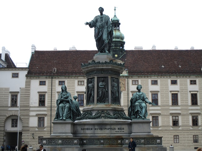 Hapsburg Emperor and Empresses