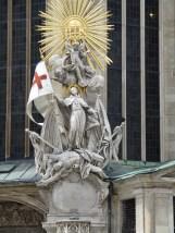 St Stephen's statue