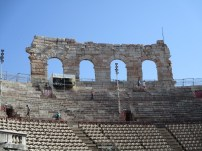 Roman Theatre - cheap seats