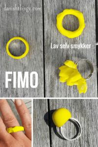 Lav selv smykker af Fimo, Cernit eller andet smykkeler – find inspiration på danishthings.com
