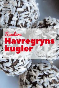 Sundere havregrynskugler - dadelkugler - find opskrifter og inspiration på danishthings.com