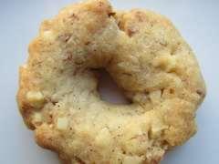 homemade vanilla wreaths - hjemmelavede vanilje kranse - Danish Things © danishthings.com