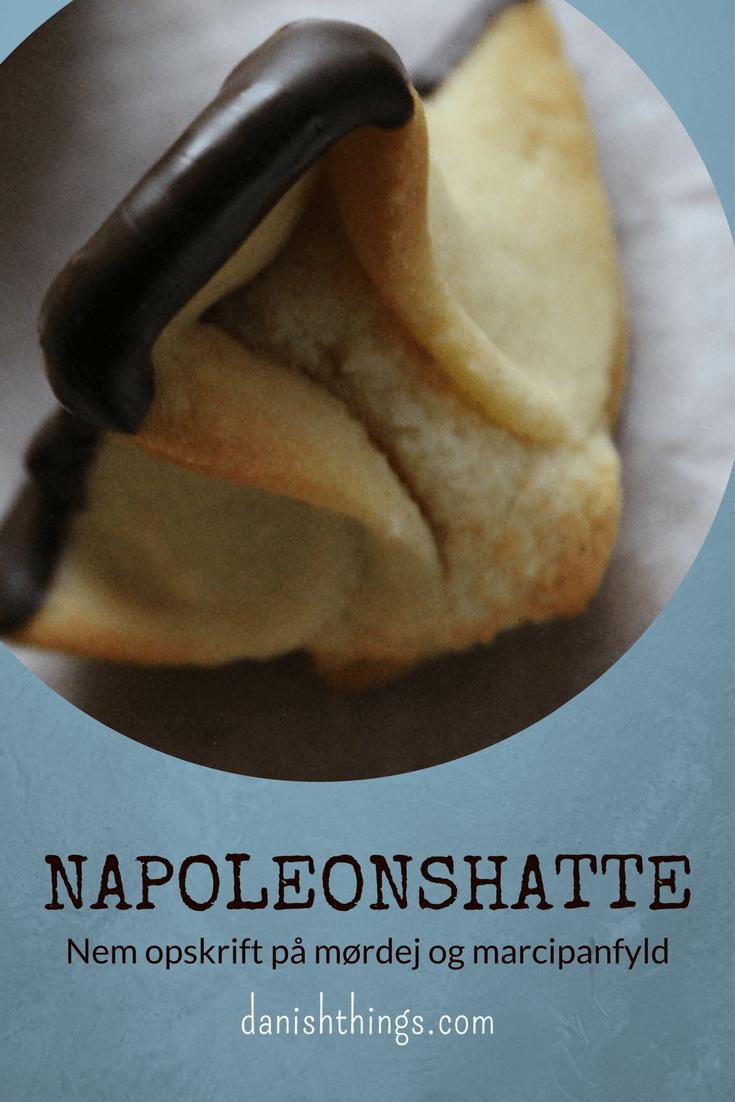Napoleonshat - en klassisk dansk tørkage - find opskrifter og inspiration på danishthings.com © Christel Danish Things