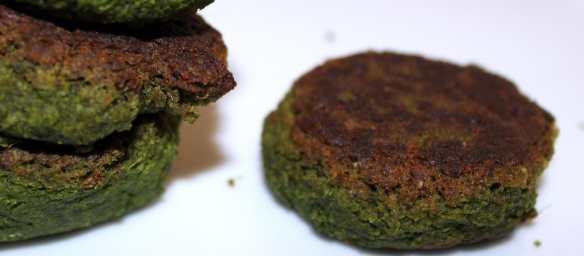 Spinat falafel- falafler med spinat @ danishthings.com