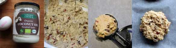 Grove scones med frugt og nødder - grahamsscones © danishthings.com