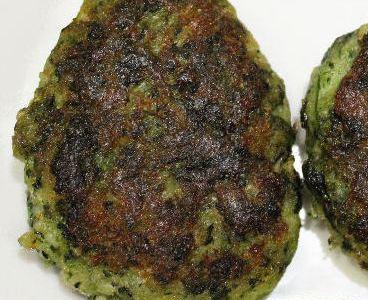 Grønne fiskefrikadeller - Spinatfiskefrikadeller @ danishthings.com