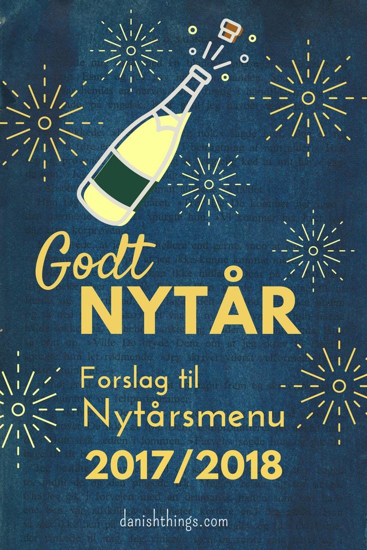 Godt nytår 2017-2018 få forslag og inspiration til årets festlige menu. Find opskrifter, gratis print og inspiration til årets gang på danishthings.com