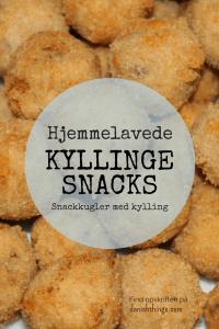 Hjemmelavede kyllinge snacks - snackkugler med kylling - snacks - find opskrifter og inspiration på danishthings.com © Christel Danish Things