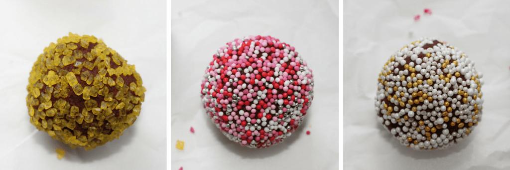 Lav dine egne gammeldags romkugler – en luksus udgave af den romkugle, som købes hos bageren, med bl.a. kager, chokolade og rom – find opskrifter og inspiration på danishthings.com