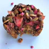 Muffins til morgenmad - Morgenmadsmuffins - Bagt havregrød